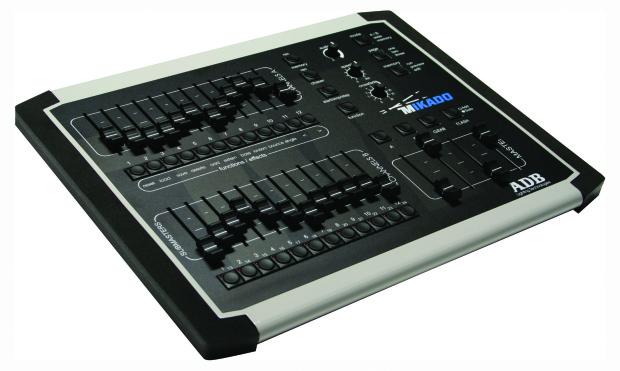 ADB Mikado Control Desk