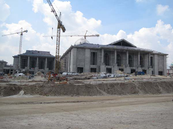 Istana Negara In Progress