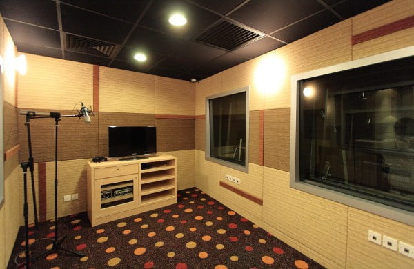 MDEC Recording Room